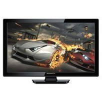 "Review Led TV  -- LED HDTV, Slim, 24"", 720p, Black 