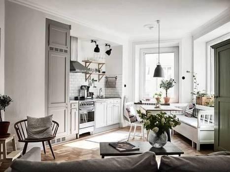 Bohème blanche | PLANETE DECO a homes world | décoration interieure | Scoop.it