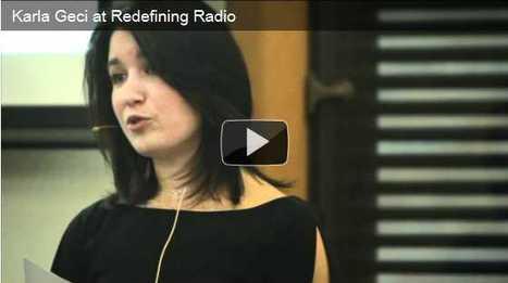 Redefining Radio : Karla Geci – Director of Strategic Partner Development, Facebook   Radio 2.0 (En & Fr)   Scoop.it