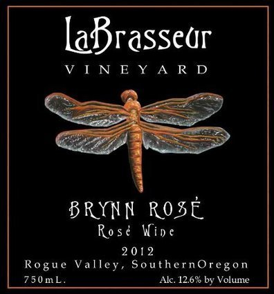 2012 La Brasseur Brynn Rosé 750 mL   Review Best Wines Online   Scoop.it