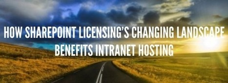 Understanding New SharePoint 2013 Licensing Changes: Why Intranet Hosting is gaining popularity | Sharepoint Development | Scoop.it