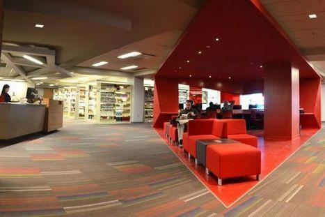 Le rat de bibliothèque version 21e siècle - Charlesbourg Express | Bibliothèques en évolution | Scoop.it