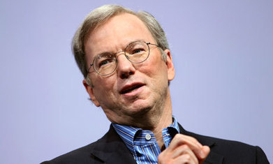 Eric Schmidt to sell 42% of stake in Google - The Guardian   Technological Sparks   Scoop.it