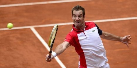 Tennis : avant Roland-Garros, que valent les joueurs français ? | Roland Garros | Scoop.it