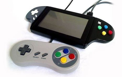 Awesome Pi Boy Raspberry Pi Portable Handheld Created - Geeky Gadgets | Raspberry Pi | Scoop.it