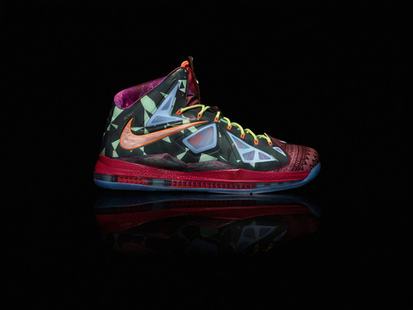 "Nike LeBron X ""What the MVP""   Bball   Scoop.it"