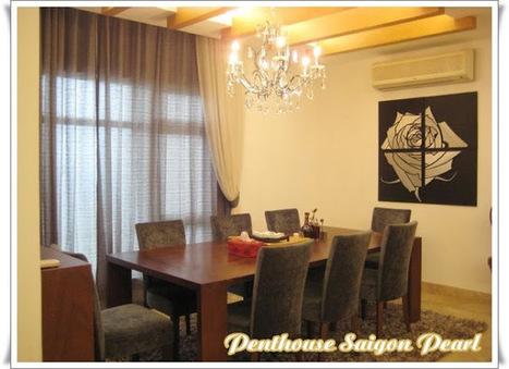 Cho thuê Penthouse cao cấp Saigon Pearl sang trọng nhất | Apartment for rent in Ho Chi Minh City - Viet Nam Nice Price | Scoop.it