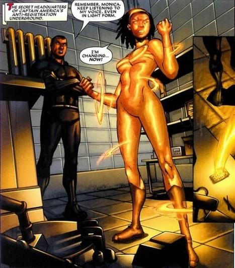 10 Powerful Black Female Superheroes We Love - Atlanta Black Star | Black from a Universal Perspective | Scoop.it