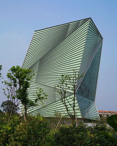China's First Zero-Emissions Building: Ningbo's Sustainable Energy Technology Center - Blog - Virtual Commissioning | Green Living | Scoop.it