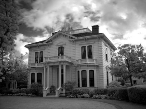 Experience a Historically Haunting Time for Halloween at the Rengstorff House!   Lodging, Hotels & Travel   Scoop.it