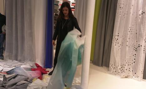 Textile scandinave : moderne et design | industrie textile | Scoop.it