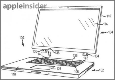 Brevet : Apple sur un iPad convertible | Automobile News | Scoop.it