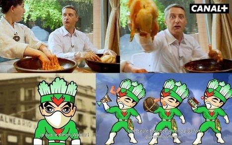 Kimchi Warrior | Kimchi Warrior | Scoop.it