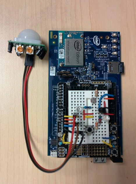 WEEKLIMATIC Arduino programmable thermostat | O... | Raspberry Pi | Scoop.it