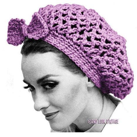 Vintage Crochet Pattern | biancanevecollection | Scoop.it