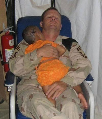 Twitter / JohnEMichel: Leadership personified! CMSgt ...   Mediocre Me   Scoop.it