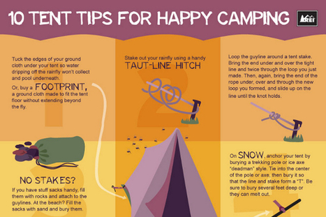 10 Must Know Camping Safety Tips | Outdoors | Scoop.it