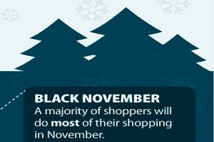 Holiday Shopper Attitudes, Channels, Tools, and Trends [Infographic] | Discussion for IMC | Scoop.it