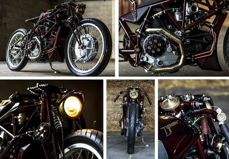 The Typhoon - 900SS Custom from Old Empire Motorcycles | Ductalk Ducati News | Scoop.it