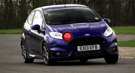 Chris Harris Drives the Ford Fiesta ST, Makes Theoretical Comparison to ... - Carscoops (blog) | Ford | Scoop.it