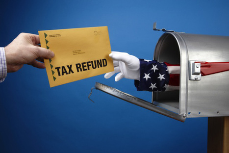 10 Smart Uses of Tax Refund   All in one Financial Solutions   Scoop.it