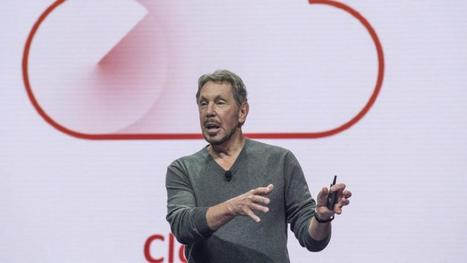 Oracle OpenWorld dreams of AI but deals in Cloud Computing | Technology in Business Today | Scoop.it