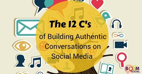 "The 12 ""C's"" of Building Authentic Conversations on Social Media 
