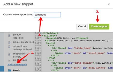Support - How to Show Multiple Currencies | Shopify | Scoop.it