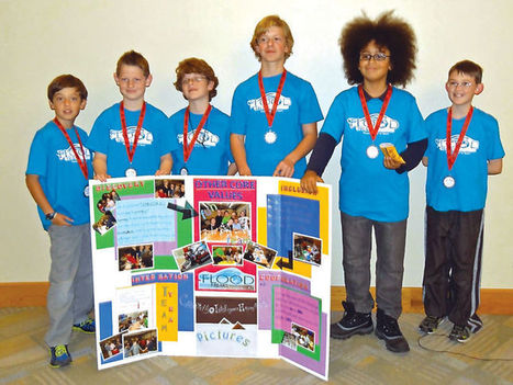 4H Live Wire Robotics group at ISU supports FIRST Lego League students - Idaho State Journal | Robotics | Scoop.it