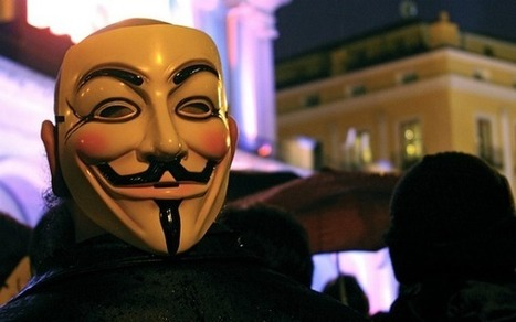 Anonymous Hacks Department of Justice | Prozac Moments | Scoop.it