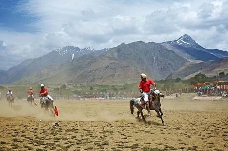 Creating Destinations- Drass Creating music with Horse Hoofs for Polo | India Travel Blog – The Other Home | Discover Real India | Scoop.it