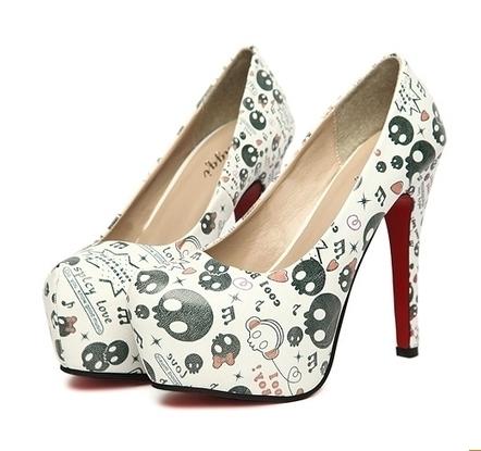 Wholesale Korean shoes wholesale fashion women's pumps CZ-2816 black - Lovely Fashion | fashion chic styles(peep toe,pumps) | Scoop.it