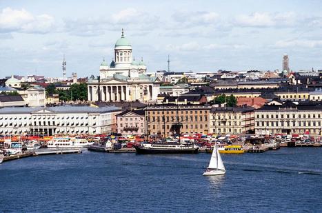 Guggenheim proposes $178 mln museum in Helsinki - ikonotv   Art galleries   Scoop.it