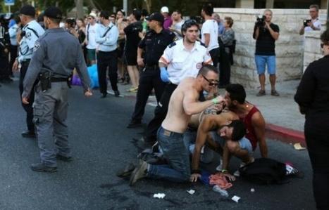 Jérusalem: Une adolescente poignardée lors de la Gay Pride succombe à ses blessures | KILUVU | Scoop.it
