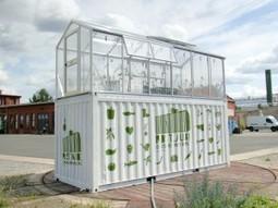 Urban Farm Units : nourrissez 10 personnes sur une place de parking !   Urbanisme   Scoop.it