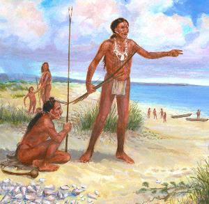 The Karankawa Indians | Karankawa | Scoop.it
