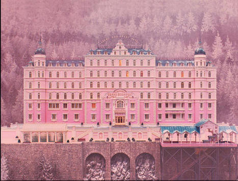 """How Designers Built The World Of """"The Grand Budapest Hotel"""" By Hand 