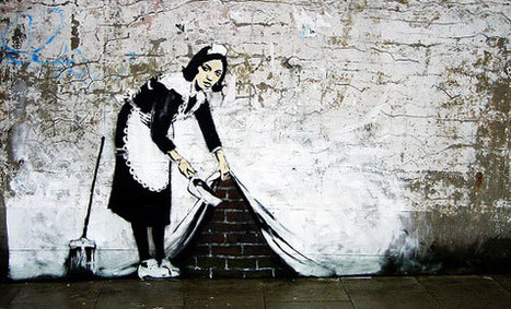 Banksy Art | art vert, archi design | Scoop.it