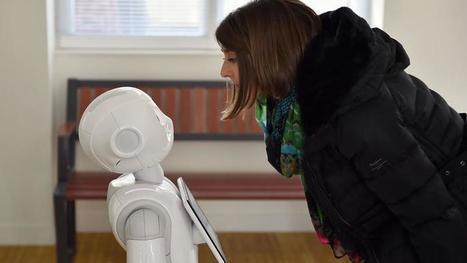 Quels métiers pourraient être remplacés par des robots demain ?   * INNOVATIONS DE SERVICES ET D'USAGES by Zilé   Scoop.it