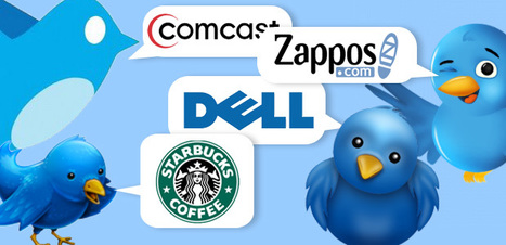 21 Twitter Tips From Socially-Savvy Companies | Fast Company | Social Media Pearls | Scoop.it