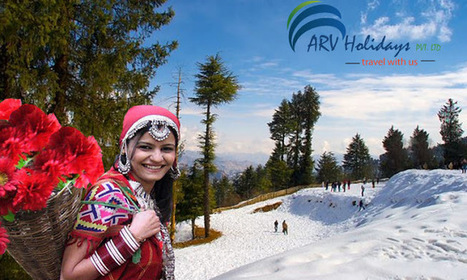 Have Unlimited Romance at Kufri in Himachal | Himachal Tours | Scoop.it