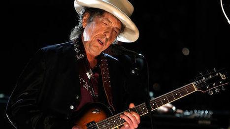Bob Dylan, prix Nobel : les nouvelles voies de la littérature ? | Lectures lycéennes | Scoop.it