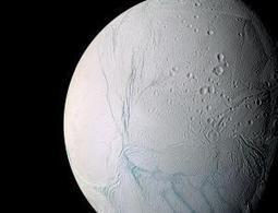 Squirting moons face off in race to find alien life - New Scientist | New Space | Scoop.it