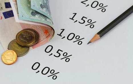 Crédit immobilier: les taux ont encore diminué en septembre | Actu Immo & OptimHome | Scoop.it