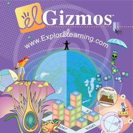 Gizmos! Online simulations that power inquiry and understanding. | ExploreLearning | e-Learning at DCDSB | Scoop.it