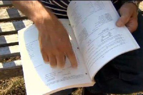 WATCH: Brazilian Man Finds Amazing Treasure Hidden In Book | Radio Show Contents | Scoop.it