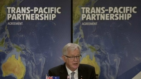 Public concern over the Trans-Pacific Partnership trade deal mounts | The Health Story | Scoop.it