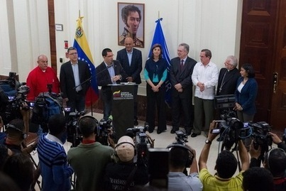 Poursuite encourageante du dialogue national au Venezuela | Venezuela | Scoop.it