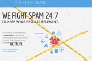 SEO : Google dévoile sa lutte contre le spam | Communication 2.0 et réseaux sociaux | Scoop.it