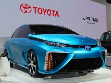 Le prix des voitures à hydrogène identique à celui des électriques classiques d'ici 2030 ? | Techno-Car | Révolution digitale, numérique | Scoop.it